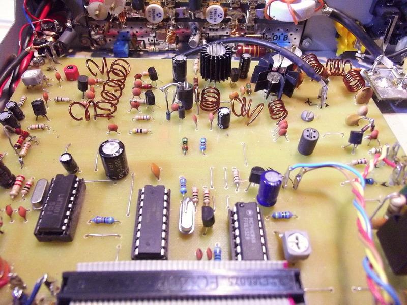 portée récepteur radio xr2 433 mhz